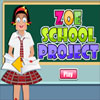 Zoe School Project game